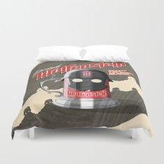 Drink Wolfenstein Duvet Cover