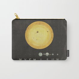 Planetary Arrangement Carry-All Pouch