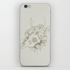 Dead Spring iPhone & iPod Skin