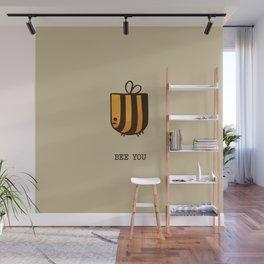 Bee You Wall Mural