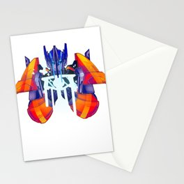 Matrix mistake Stationery Cards