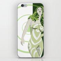 vertigo iPhone & iPod Skins featuring Vertigo by Andrew Formosa