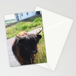 Haircuts Are For Losers Stationery Cards