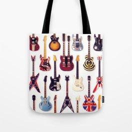 Guitar Life Tote Bag