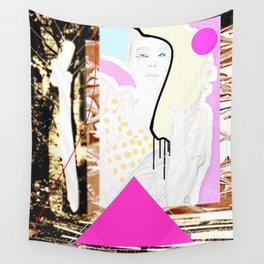 Woman N28 Wall Tapestry