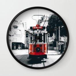 Istanbul - Taksim Wall Clock