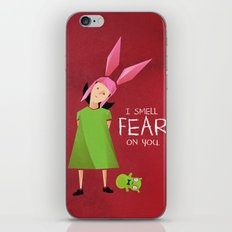 Louise Has Your Scent iPhone & iPod Skin