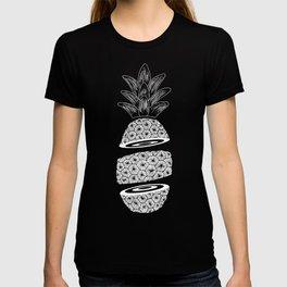 Pineapples (Dark/Sliced) T-shirt