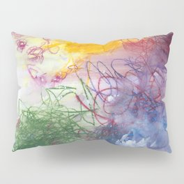 Spring Flowers Pillow Sham
