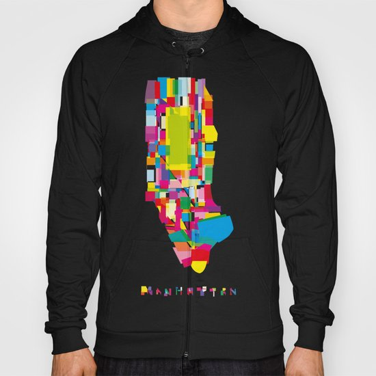 Manhattan Fragments Hoody