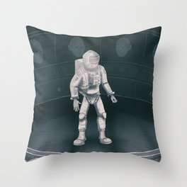 Space 04 Throw Pillow