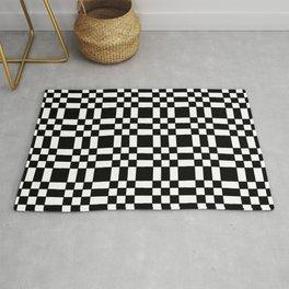Optical pattern 5 Rug