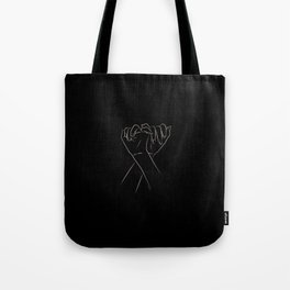 Pinky Swear Tote Bag
