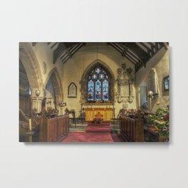 St Mary's Church Metal Print