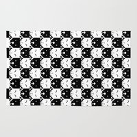 chess Area & Throw Rugs featuring Chess by pilastrum