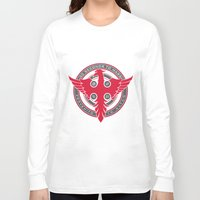 30 seconds to mars Long Sleeve T-shirts featuring 30 Seconds to Mars by RockStamps