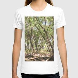 San Pedro River Bank T-shirt