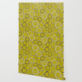 bike wheels chartreuse Wallpaper