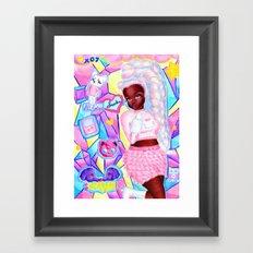 You Are Smart  Framed Art Print