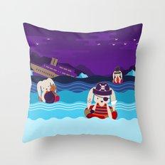 SEAWORTHY? Throw Pillow
