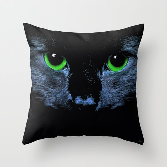 In Moonlight Throw Pillow