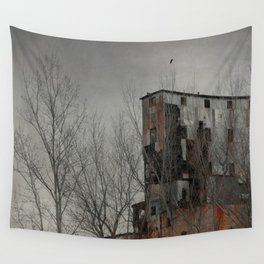 Rusted Wall Tapestry