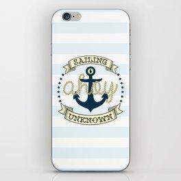 Ahoy! iPhone Skin