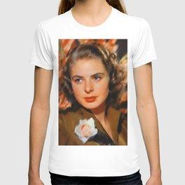 Ingrid Bergman T-shirt