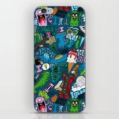 I Pattern iPhone & iPod Skin