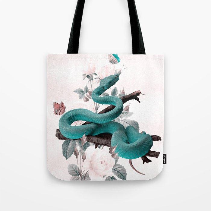 SNAKE 2 Tote Bag