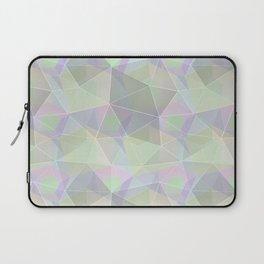 Polygonal pattern. Laptop Sleeve