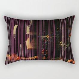 Still Life Texture Rectangular Pillow
