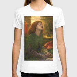 Beata Beatrix by Dante Gabriel Rossetti, 1864 T-shirt