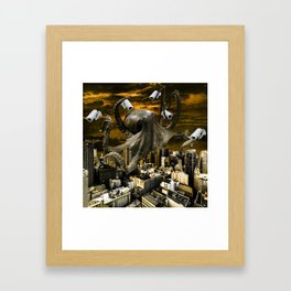 Modern Freedom Framed Art Print