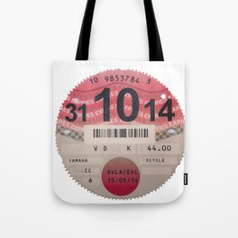Very Taxing Tote Bag