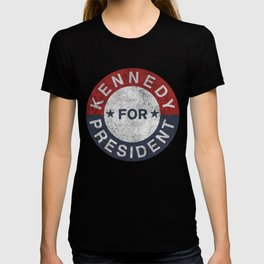 Vintage JFK Kennedy For President 1960 Washed T-shirt