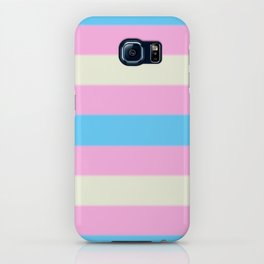 Transgender Pride Flag v2 iPhone Case