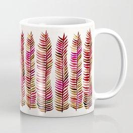 Red Stems Coffee Mug