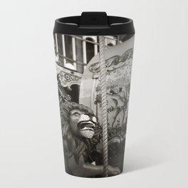 { merry go round } Metal Travel Mug