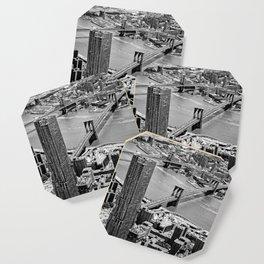 Brooklyn Bridge View - New York City Coaster