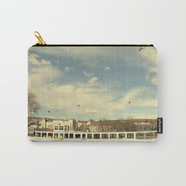 Lake Zurich in Warmth Carry-All Pouch