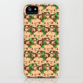 Cowboy Love iPhone Case