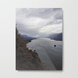 The Infectious Melancholy Metal Print