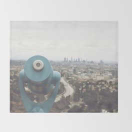 The View: Mulholland Throw Blanket