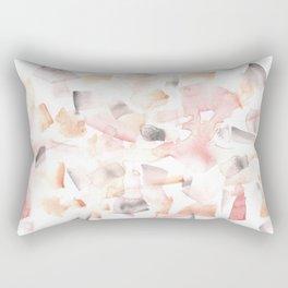180515 Abstract Watercolour Wp 16    Watercolor Brush Strokes Rectangular Pillow