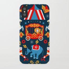 Circus royal iPhone Case