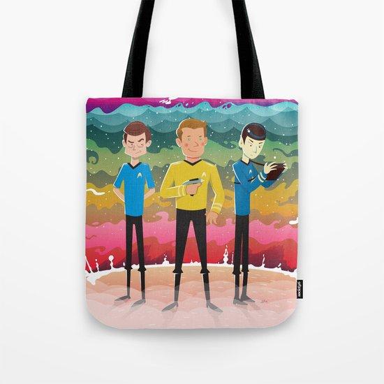 Strange New Worlds Tote Bag