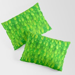 Radioactive Slime Pillow Sham