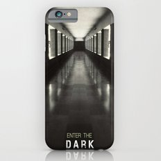 Enter the dark iPhone 6s Slim Case