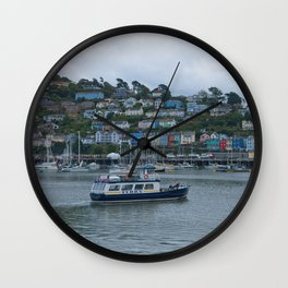 Dartmouth Ferry Wall Clock